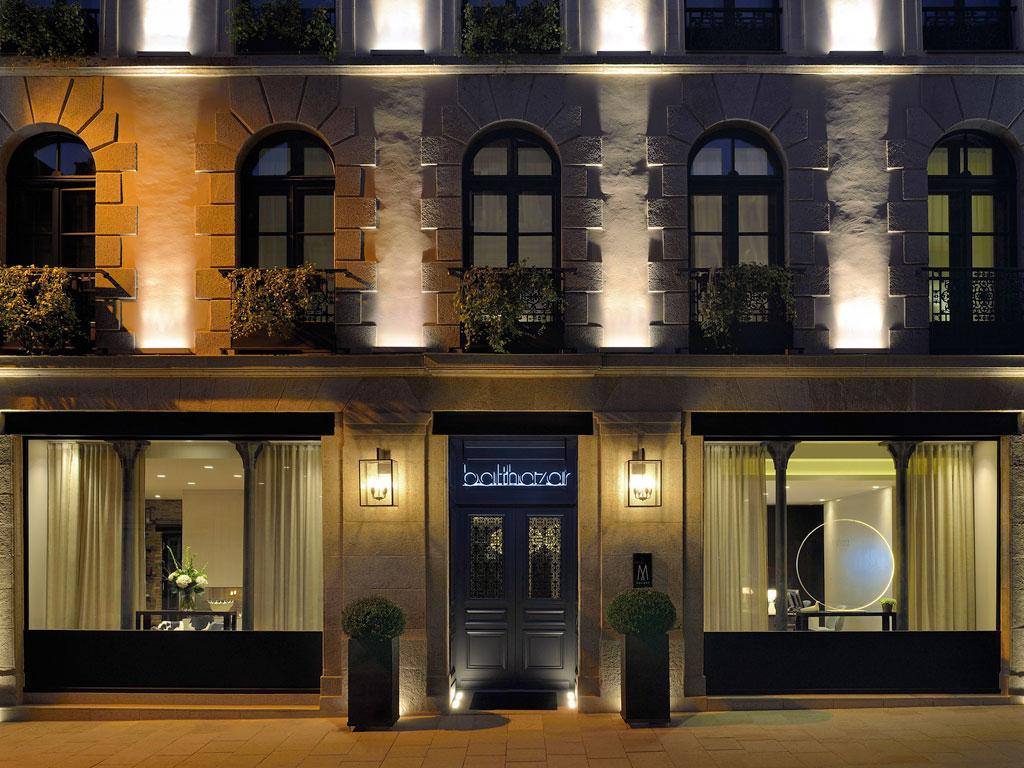 Mon avis sur l h tel mgallery balthazar de rennes for Hotel balthazar