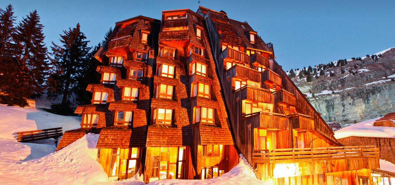 Hotel Avoriaz Luxe