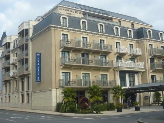 hôtel le nouveau monde 103
