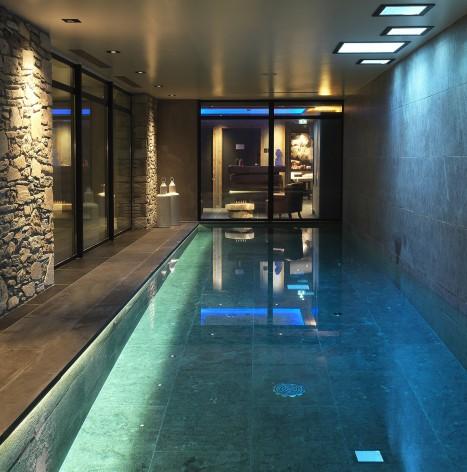 Concours gagnez 2 nuits pour 2 dans un sublime h tel de for Hotel megeve avec piscine interieure