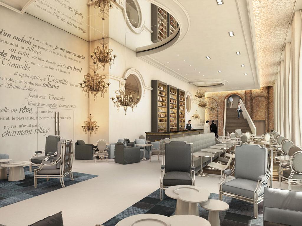 Les marques accor sofitel pullman mgallery la pointe du luxe nouveaut s et singularit s - Hotel cures marines trouville ...