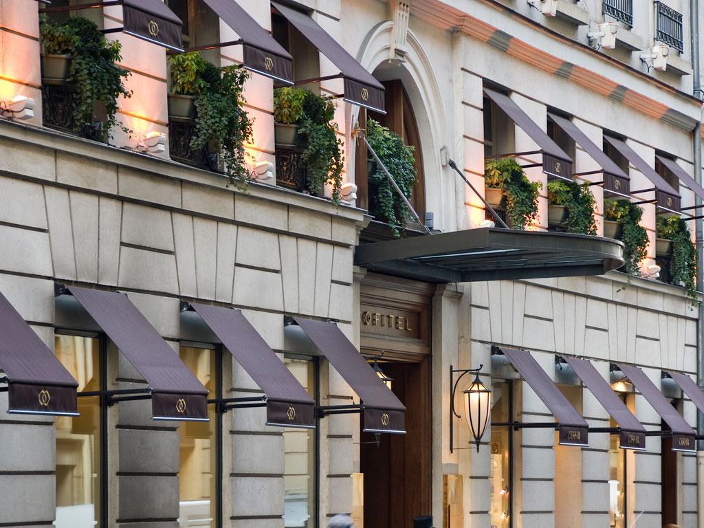 Visite de l h tel sofitel paris le faubourg r nov par for Hotel design paris 8eme