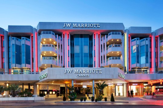Marriott Cannes