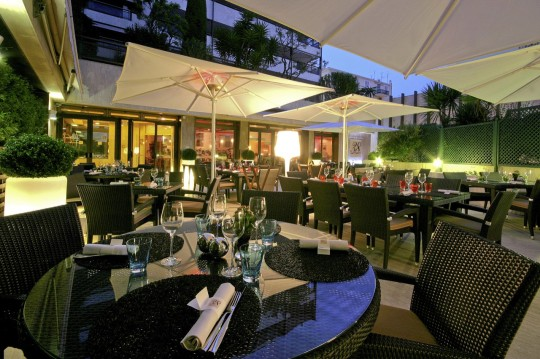 Restaurant Place De L Albion
