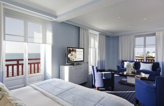 La chambre d\'hôtel de luxe idéaleIn the mood for HÔTELS DE LUXE